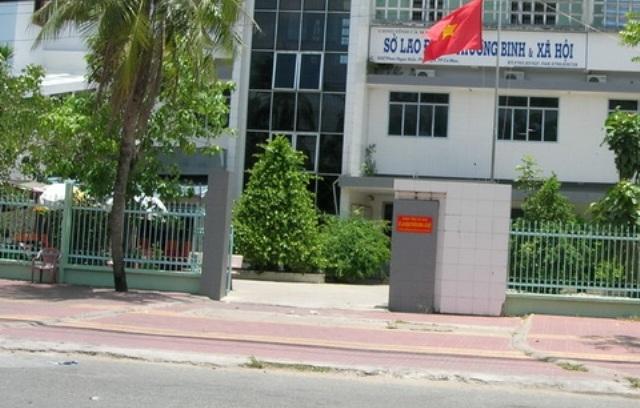 Sở LĐ-TB&XH tỉnh Cà Mau, nơi có cán bộ đứng ra tố cáo tham nhũng ngay chính Sở này.