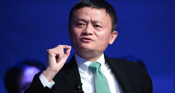 Tỷ phú Trung Quốc Jack Ma.