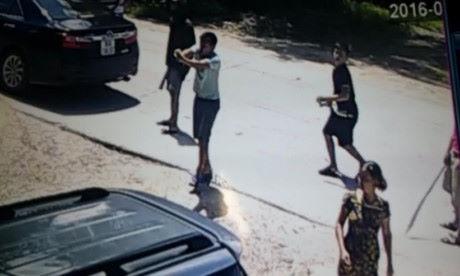 Chỉ vì một lời trêu ghẹo gái, hai nhóm thanh niên đã xảy ra hỗn chiến, thậm chí còn nổ súng bắn trọng thương nhau (ảnh minh họa).