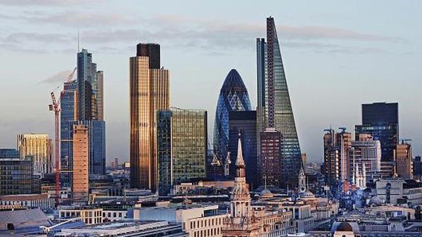 Thủ đô London của Anh - Ảnh: Getty/CNBC.