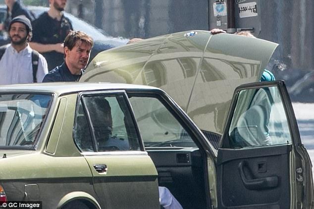"""Tom Cruise đã gắn bó với loạt phim """"Nhiệm vụ bất khả thi"""" hơn 20 năm."""