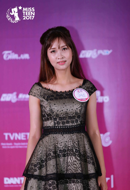 Top 18 thí sinh xuất sắc nhất Miss Teen 2017 - 10
