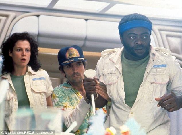 """Bộ phim lớn đáng kể đầu tiên mà Stanton tham gia là trong """"Alien"""" (Quái vật không gian - 1979)."""