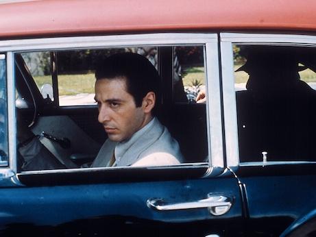 """Stanton có một vai phụ trong """"The Godfather II"""" (Bố già phần II - 1974)."""