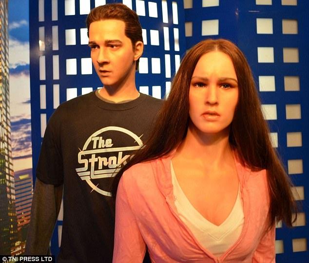 16 và 17. Cặp đôi diễn viên từng xuất hiện trong phim về những người máy biến hình.