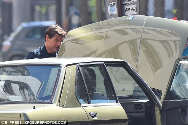"""Với các cảnh quay hành động nguy hiểm của """"Nhiệm vụ bất khả thi"""", Tom Cruise thường tự mình thực hiện mà không nhờ tới diễn viên đóng thế."""