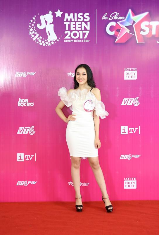 Top 18 thí sinh xuất sắc nhất Miss Teen 2017 - 11