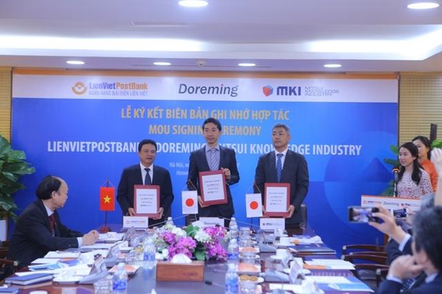 LienVietPostBank mở rộng hợp tác với các công ty Nhật Bản - 3