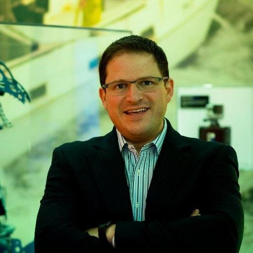 Christiano Amon, phó Giám đốc Điều hành của Qualcomm
