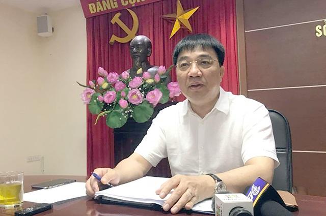 Giám đốc Sở GTVT Hà Nội trả lời báo chí kết quả cuộc thi ý tưởng giảm ùn tắc giao thông