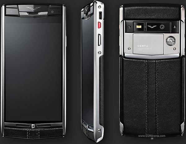 Vertu ngày một loại bỏ đi các dòng điện thoại truyền thống, và thay thế chúng bằng smartphone với giá trị cao.