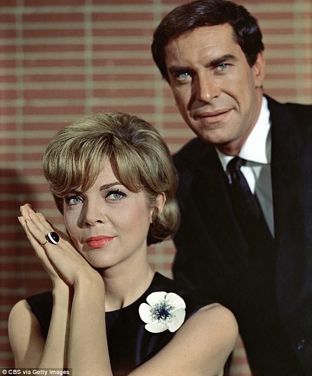 Sinh thời, ông chỉ trải qua một cuộc hôn nhân với nữ diễn viên Barbara Bain. Họ kết hôn năm 1957 và ly hôn năm 1993.