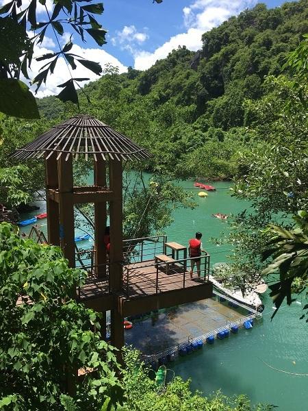 Sông Chày – hang Tối được coi là tuyến du lịch sinh thái hấp dẫn nhất với nhiều loại hình du lịch mới