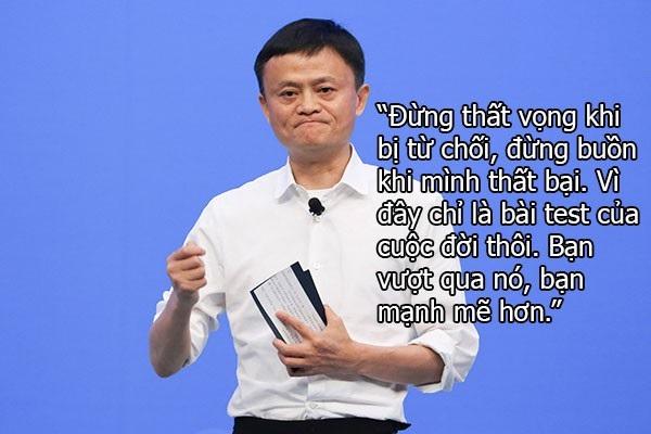 Những câu nói truyền cảm hứng của Jack Ma với sinh viên Việt Nam - 5