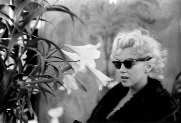 """Trong một tuần, Marilyn cho phép Ed Feingersh đồng hành với mình đến bất cứ đâu, ngay cả khi cô về phòng riêng trong khách sạn, nếu Ed Feingersh rảnh, ông có thể ở lại với Marilyn bao lâu tùy thích, chụp gì tùy thích… Quả là một cơ hội """"hiếm có khó tìm""""…"""