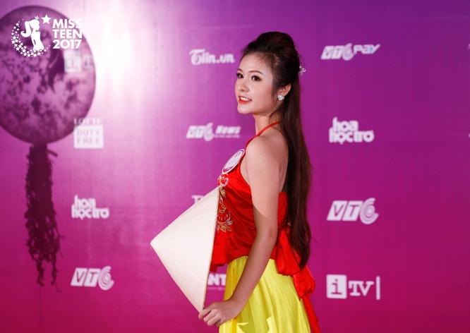 Top 18 thí sinh xuất sắc nhất Miss Teen 2017 - 14