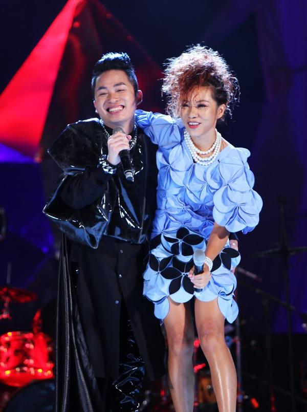 Hà Trần cùng gu âm nhạc, cá tính giống Tùng Dương.