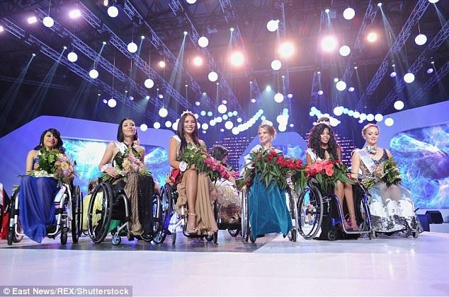 Cuộc thi được tổ chức nhằm mục đích phá vỡ những giới hạn đối với người khuyết tật.