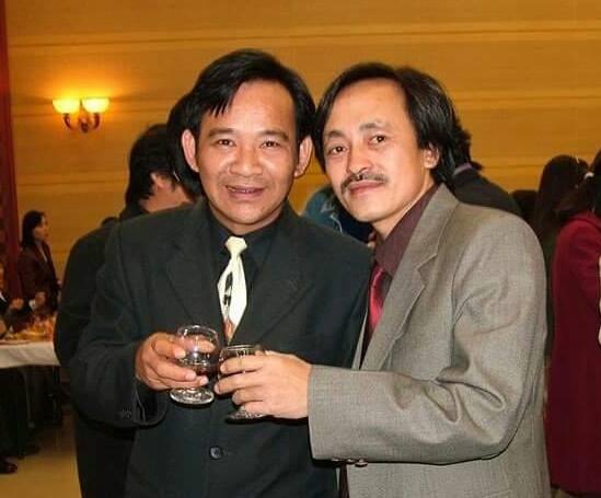 Nam nghệ sĩ khẳng định mối quan hệ của anh với Quang tèo vẫn bình thường.