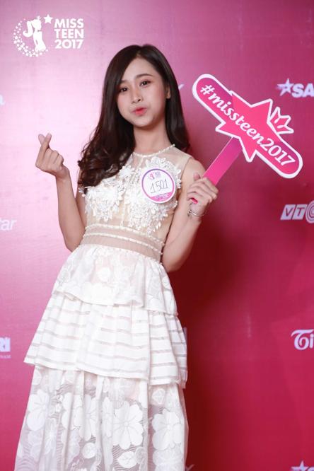 Top 18 thí sinh xuất sắc nhất Miss Teen 2017 - 15