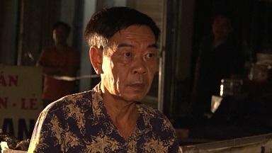 Đối tượng Lộc tại cơ quan công an (ảnh Website công an tỉnh)