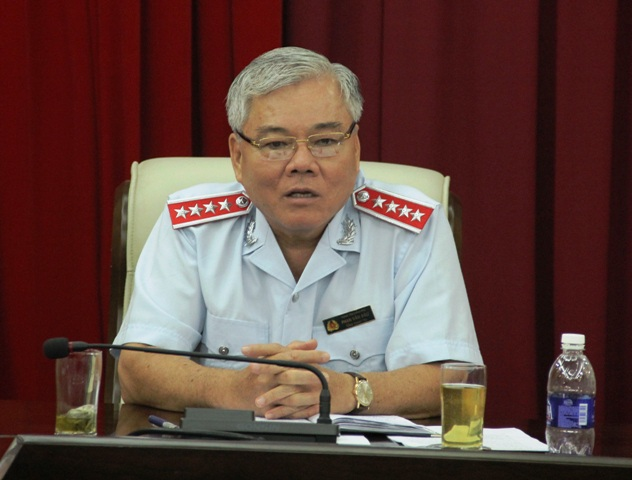 Đơn xin thôi chức vụ Tổng Thanh tra Chính phủ của ông Phan Văn Sáu đã được gửi tới Bộ Chính trị.