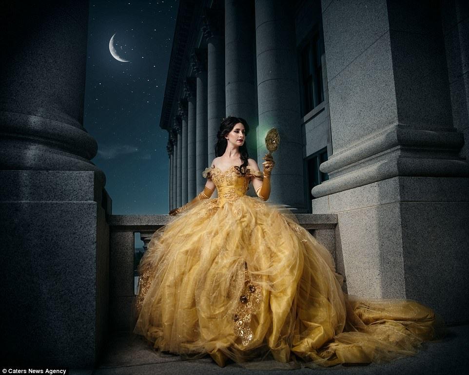 """Công chúa cổ tích già đi như thế nào trong """"hạnh phúc mãi mãi""""? - 1"""