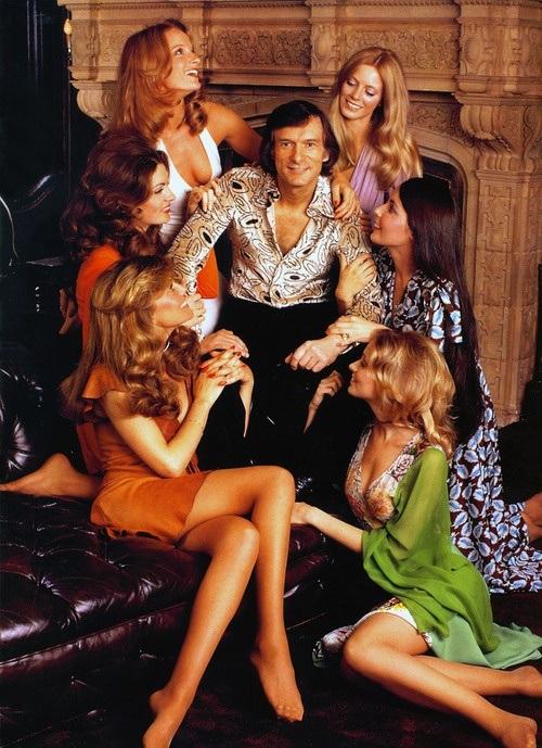 """""""Ông trùm Playboy"""": Người đàn ông trong bộ pyjama định hình đàn ông hiện đại - 4"""