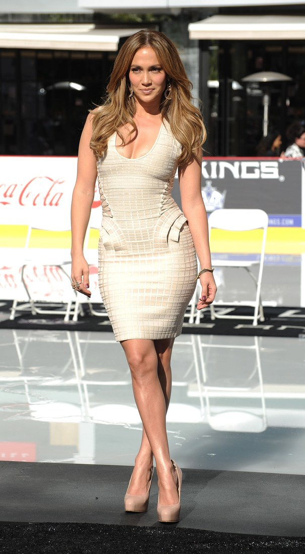 Ca sĩ Jennifer Lopez