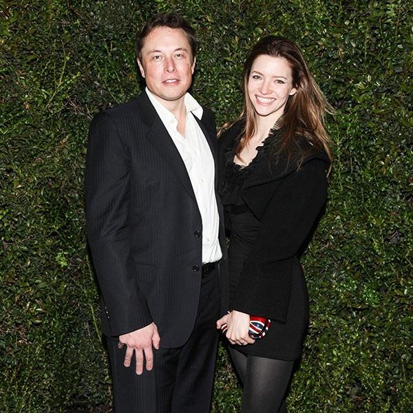 Elon Musk và Talulah Riley