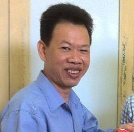 Dương Vũ Quang khi mới được bổ nhiệm Trưởng phòng Tư pháp Thị xã (ảnh Cổng thông tin điện tử Quảng Ninh)
