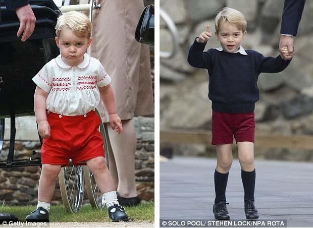 """Khi một """"hoàng tử bé"""" đến tuổi lên 8, cậu sẽ bắt đầu mặc quần dài và đây được xem là một mốc quan trọng trong sự trưởng thành của cậu, thường sẽ có một bữa tiệc nhỏ được tổ chức để mừng cho một mốc trưởng thành mới."""