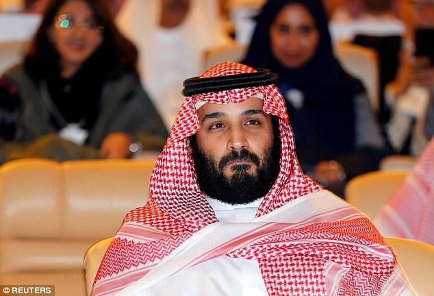 Thái tử Ả Rập Saudi - Mohammed bin Salman - mới thực sự là người đứng sau thương vụ mua bán tranh đắt nhất lịch sử.