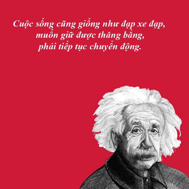 "20 câu nói ""bất hủ"" của thiên tài Albert Einstein - 19"