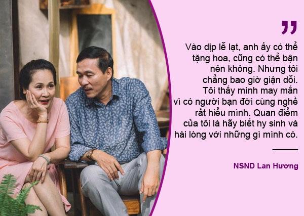 """Xem thêm: Vợ chồng NSND Lan Hương - Đỗ Kỷ """"kể"""" lại 39 năm ngọt ngào, hạnh phúc"""