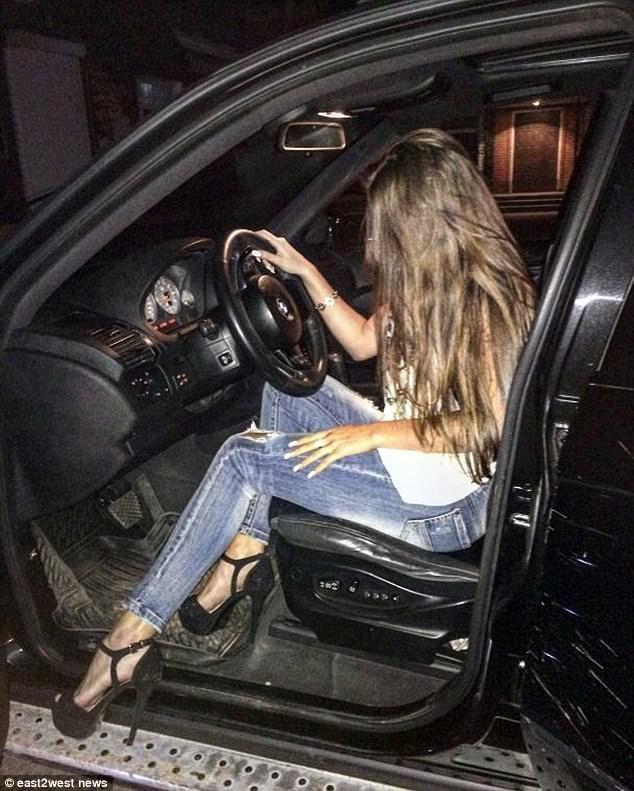 Cảnh sát ở thành phố Izyum đã khẳng định về sự ra đi của hai cô gái sau vụ tai nạn. Trong ảnh là Sofia Magerko trong một bức hình đăng tải lên mạng xã hội.