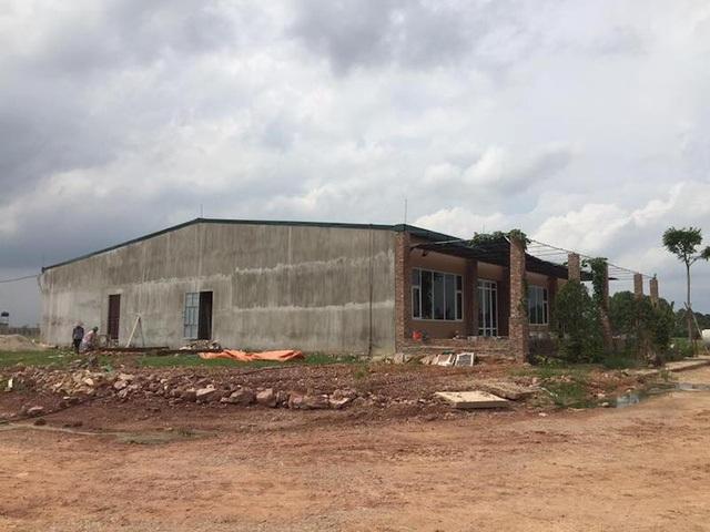 Dự án đầu tư xây dựng và kinh doanh hạ tầng làng nghề Mai Hương với quy mô 27ha chưa hề được phê duyệt ĐTM đã thi công tại huyên Hiệp Hòa.