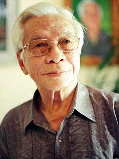 Nhạc sĩ Huy Du.