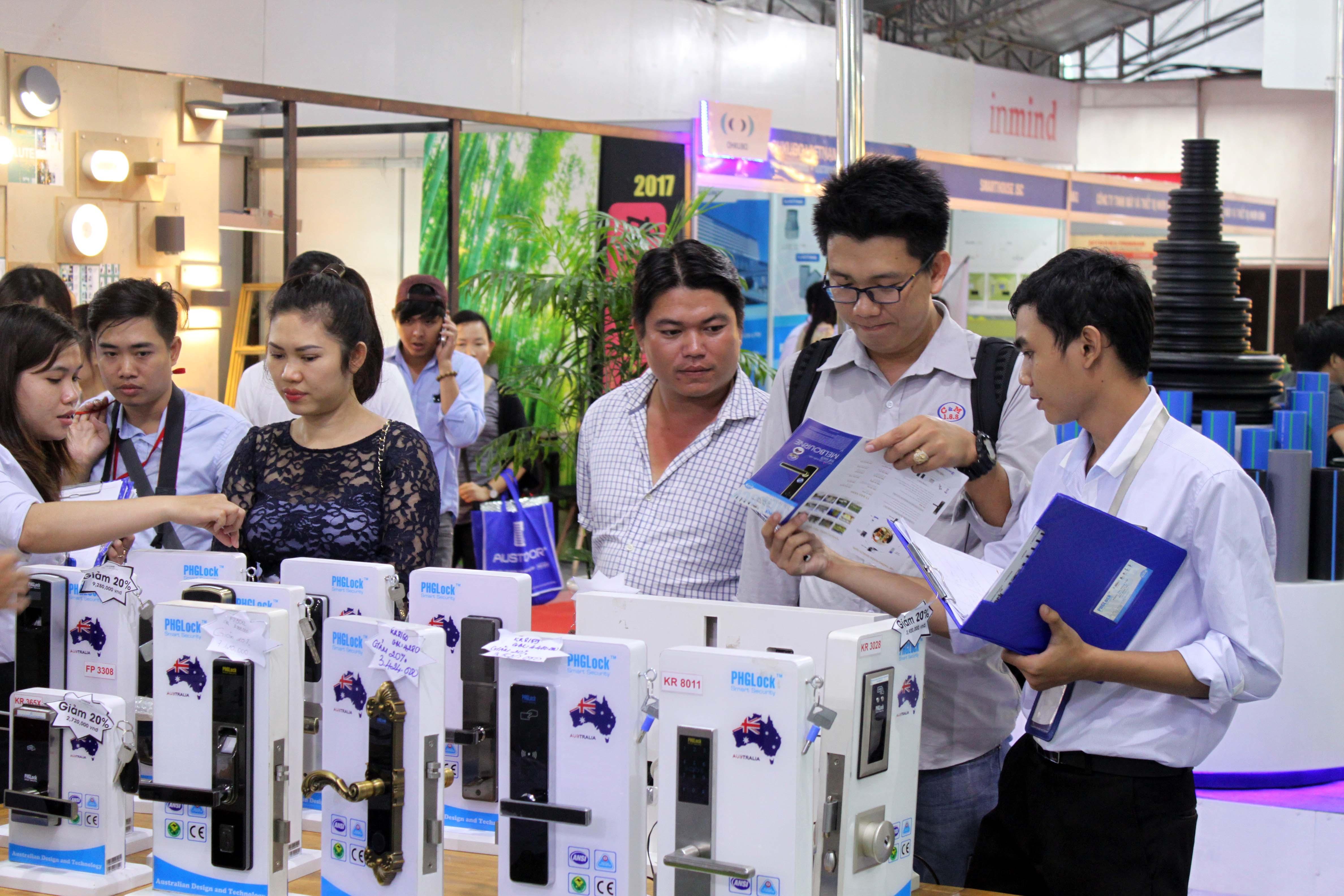 Các thương hiệu khóa điện tử chen chân vào Việt Nam - 1