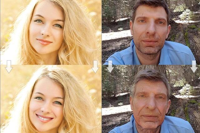 Cười bò với ứng dụng sửa ảnh giúp bạn biến đổi giới tính trong nháy mắt - 3