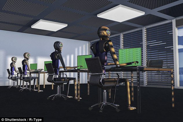 PwC ước tính rằng trong vòng 15 năm tới (tức năm 2030), có tới 38% lao động tại Mỹ sẽ bị mất việc bởi sự thay thế của robot.
