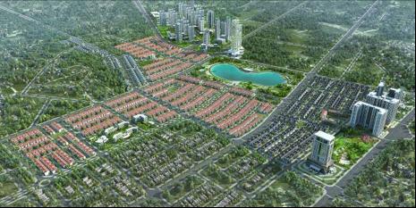 Khu đô thị Dương Nội được xây dựng đồng bộ về cơ sở hạ tầng cùng những tiện ích đẳng cấp