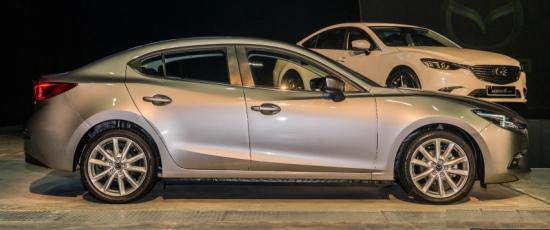 Mazda3 2017 có mặt tại Malaysia với giá từ 560 triệu đồng - 3