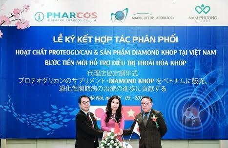 Proteoglycan – Hợp chất dành cho người bệnh thoái hóa khớp - 2