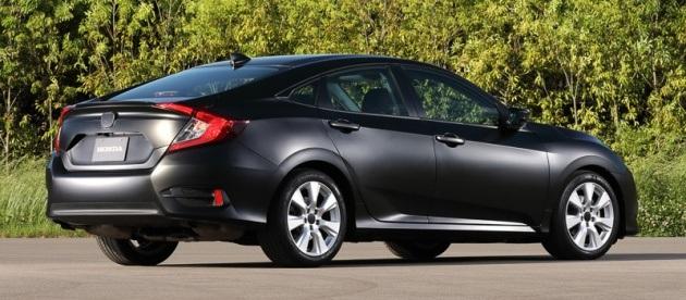 Honda sẽ trang bị cho Civic hộp số tự động 8 cấp - 3