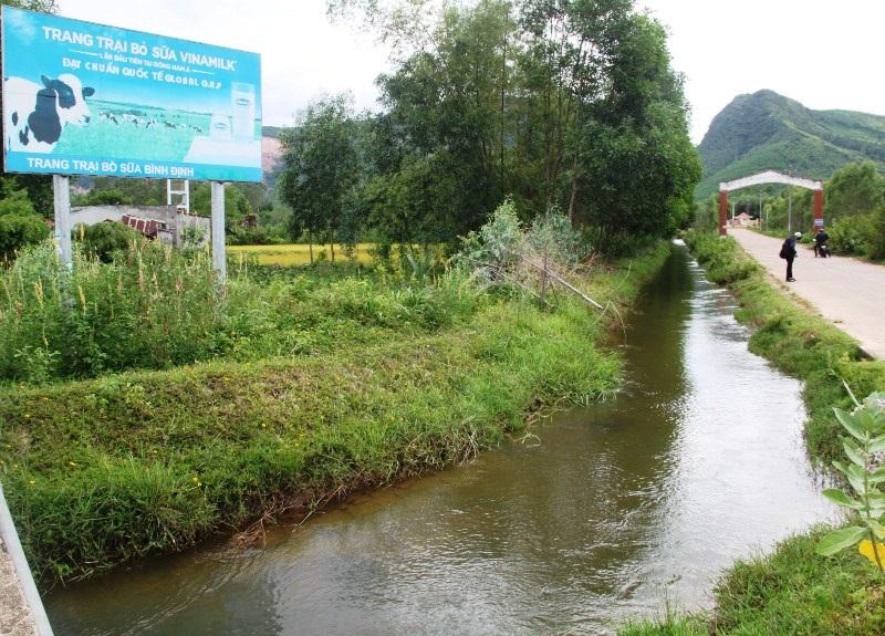 """Bình Định: Ống dẫn nước sạch về tận nhà, dân vẫn """"khát"""" nước - Ảnh 3."""