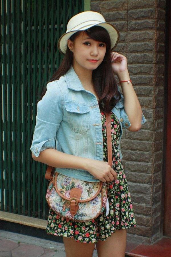 Phong cách thời trang những ngày mới nổi của Sa Lim