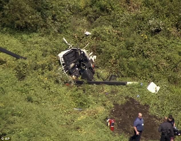 Troy Gentry thực hiện chuyến bay này để kịp tới biểu diễn tại bang New Jersey. Dù vậy, khi máy bay đang chuẩn bị tiếp cận sân bay thì tai nạn bất ngờ xảy ra phía trên một vùng rừng.