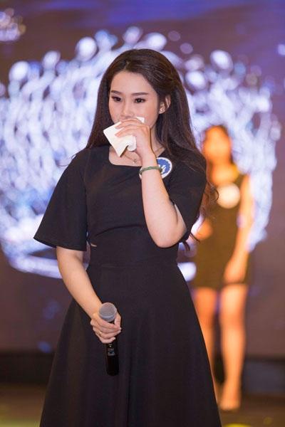 Con gái diễn viên Kiều Trinh bất ngờ dự thi Hoa hậu Đại Dương - 9