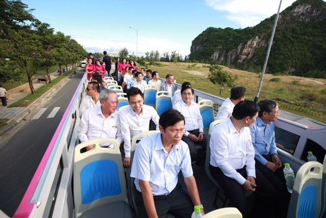 Coco Bus Tour không chỉ là phương tiện di chuyển hữu ích mà còn là một trải nghiệm, một phong cách du lịch sành điệu.